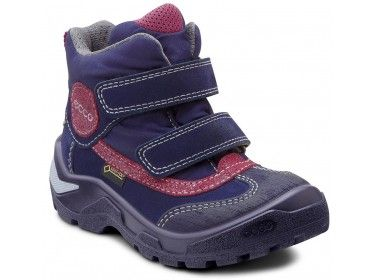 Ecco Kids Snowride 751101 Midnight Boots Girls Shoes Shoe Boots