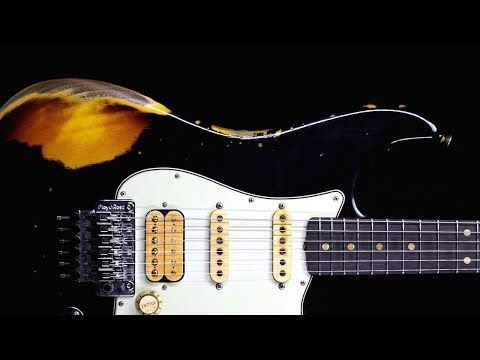 Dark blues rock guitar backing track jam in d minor youtube