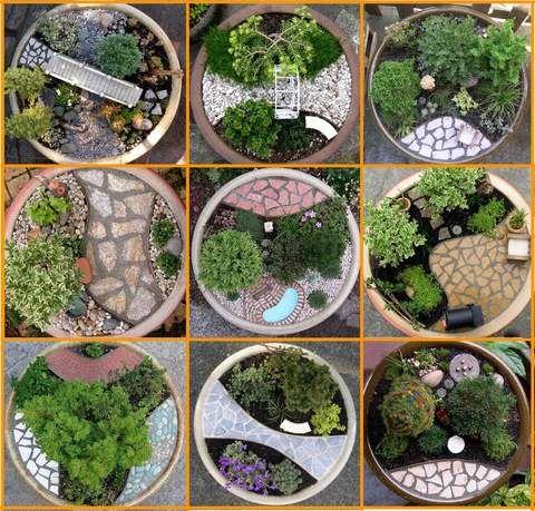 Photo of Miniature Garden Tutorials: The Dirt on the Soil