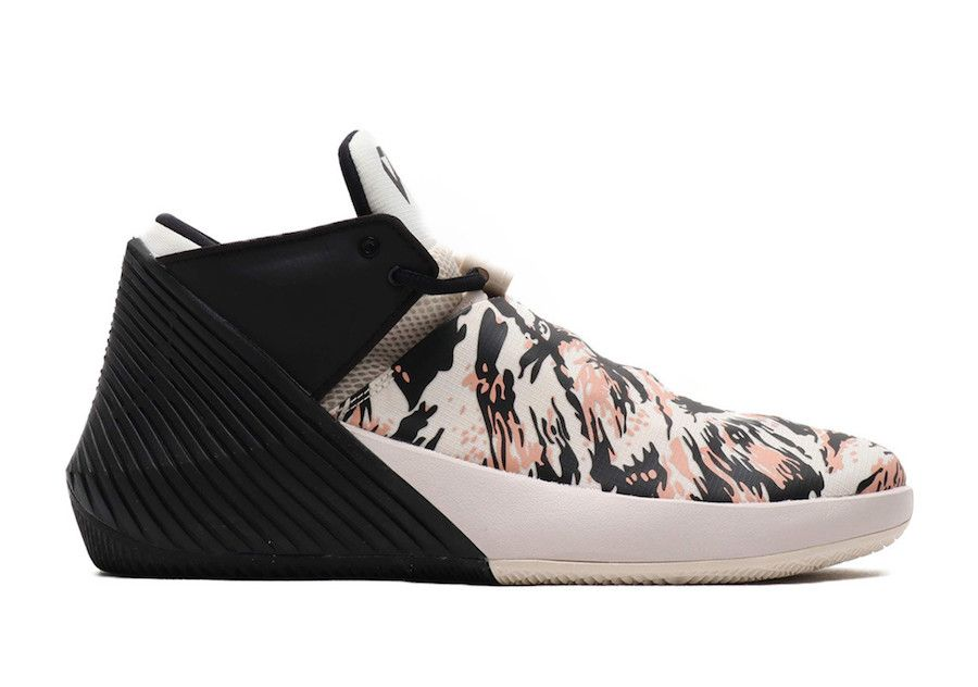 Jordan Why Not Zer0 1 Low Pink Camo Coral Stardust Ar0043 003