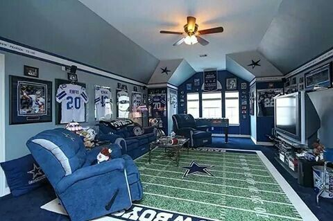 A Shopping List For The Ultimate Dallas Cowboys Fan Cave Dallas