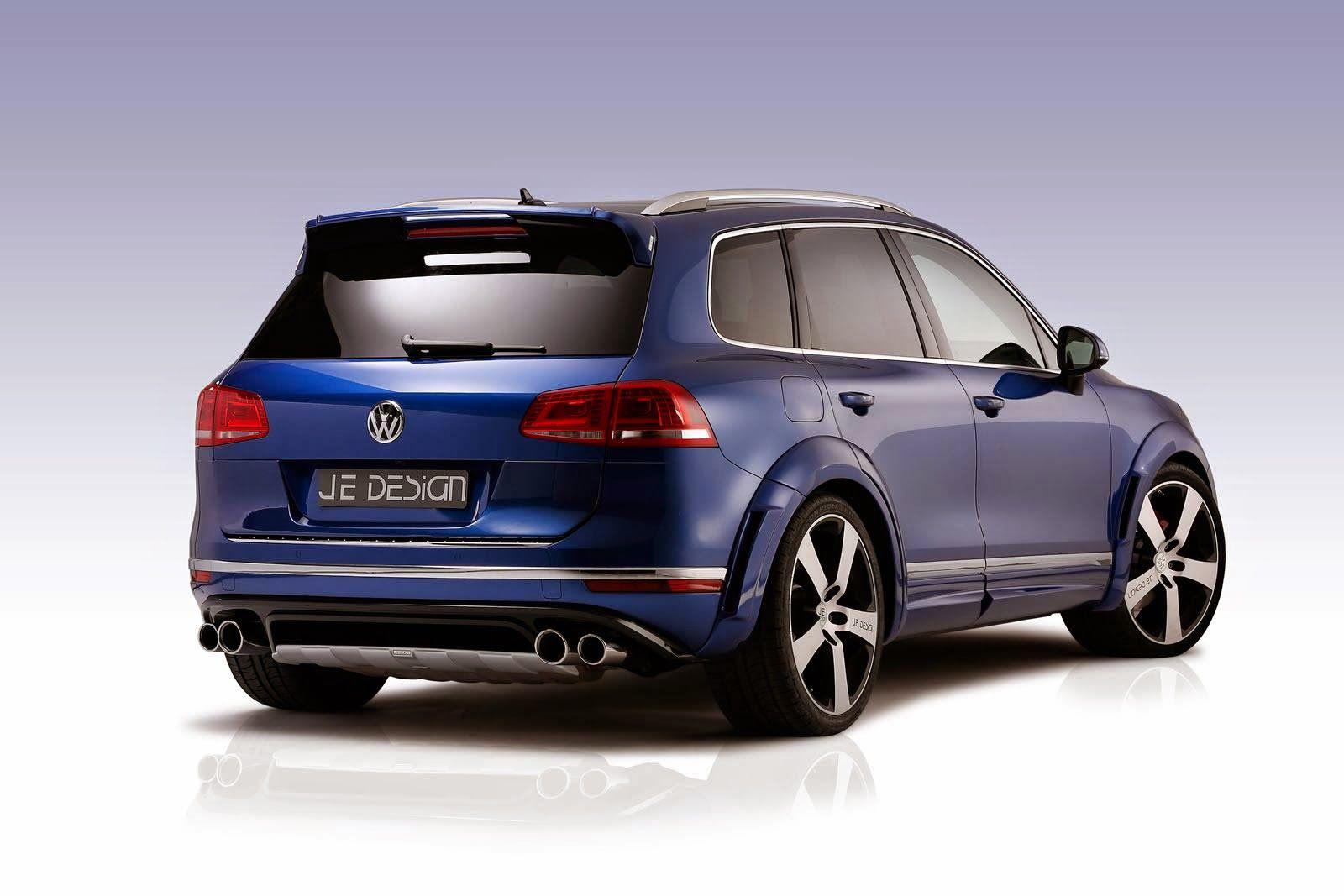 Volkswagen touareg v8 4 2 tdi by je design