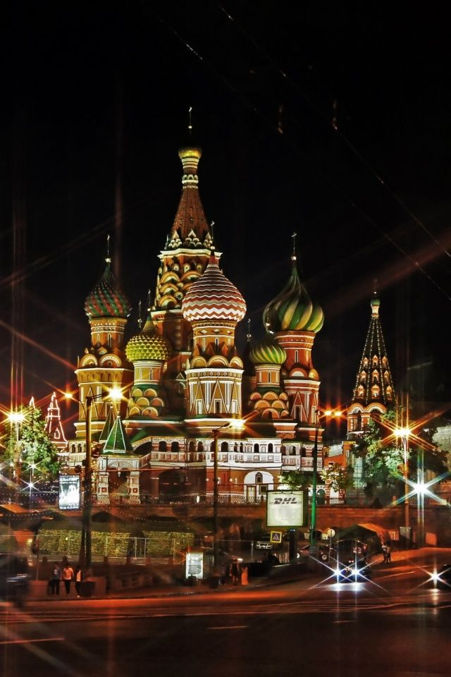 Moscow Russia Mobile Wallpaper Mobiles Wall O Turista Ponto