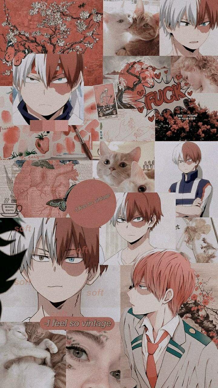 Myheroacademiawallpaper Anime Wallpaper Iphone Anime Wallpaper Cute Anime Wallpaper Cute anime wallpaper collage