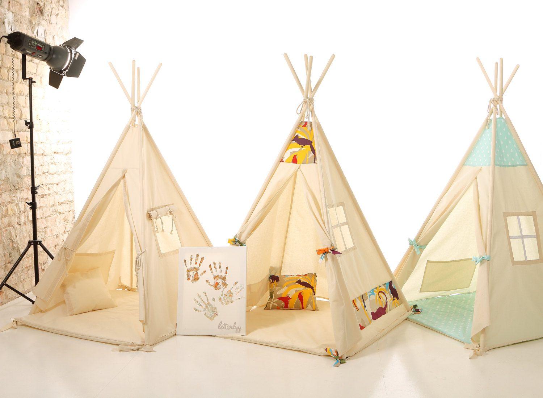 Tipi Tent Kinderkamer : Een tipi tent in de kinderkamer naaiidee teepee