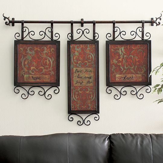 Beau Room · Fabric Ethnic Wall Hangings ...