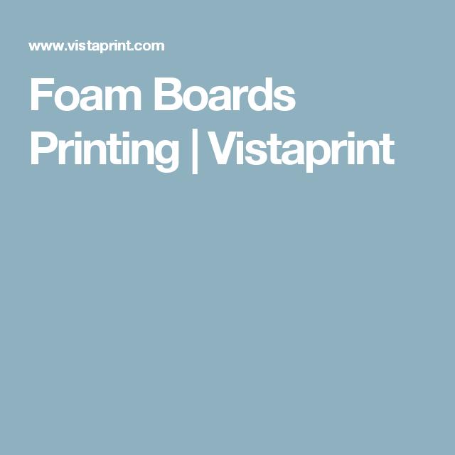 custom foam board posters foam board