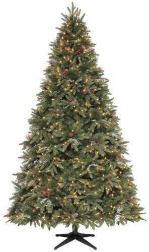Martha Stewart Living 9 Ft Andes Fir Quick Set Slim Artificial Christmas Tree Christmas Tree Shop Christmas Tree Store Pre Lit Christmas Tree