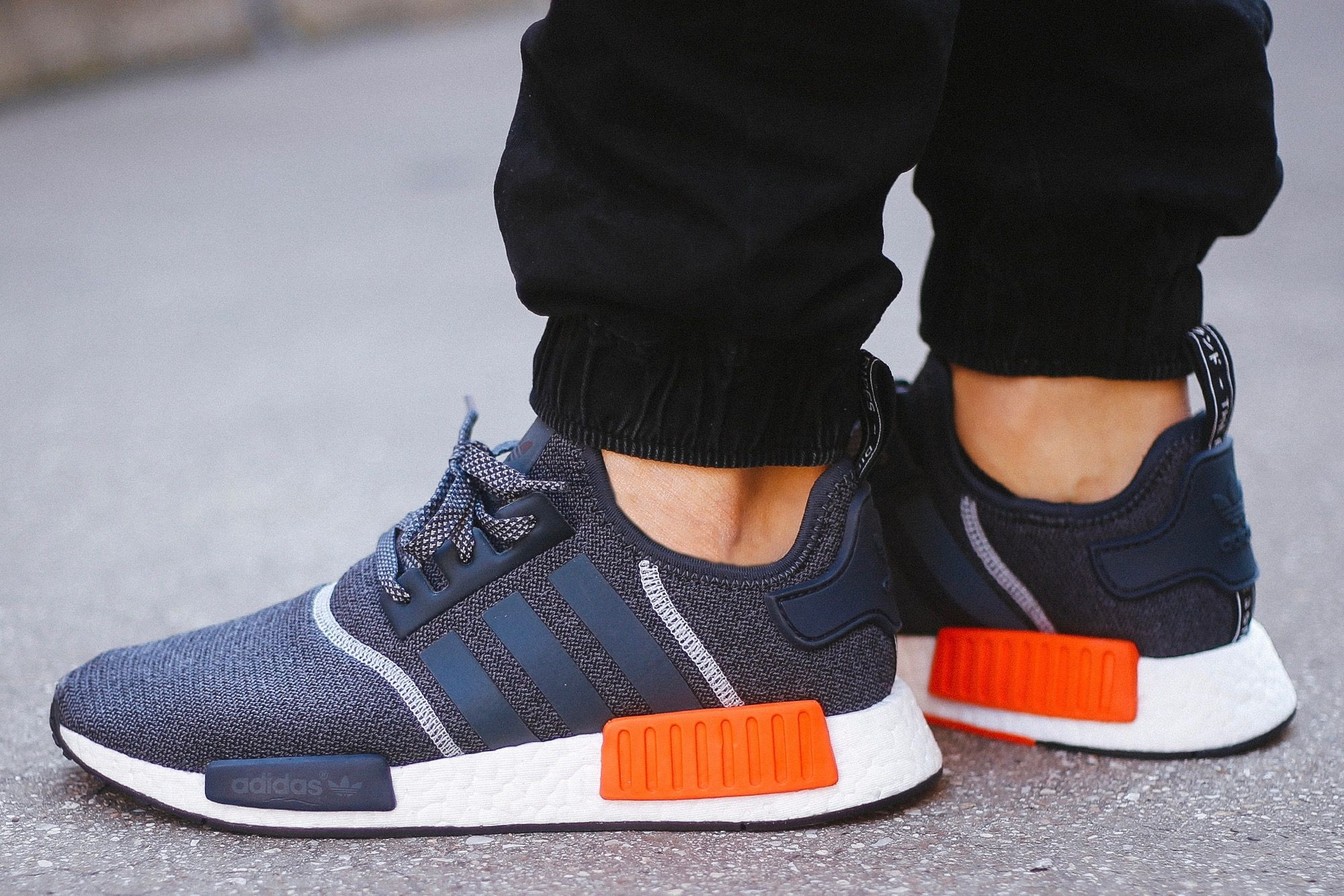 designer fashion 9a9ed 22fb6 adidas NMD R1 & XR1 On-foot Preview via BSTN Store ...