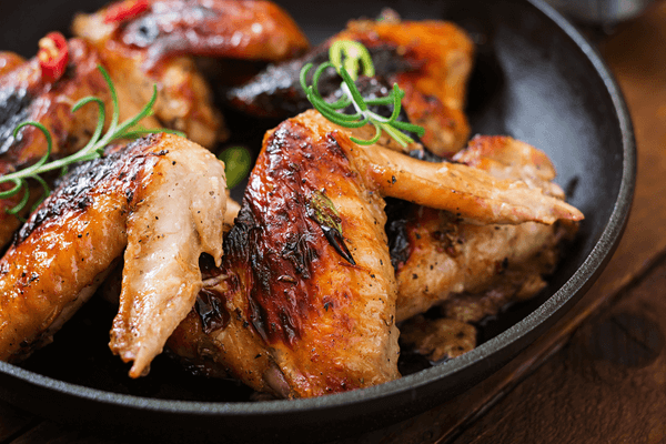 Marinated Chicken Wings Recipe In 2020 Chicken Wing Recipes Reheat Chicken Chicken Wings