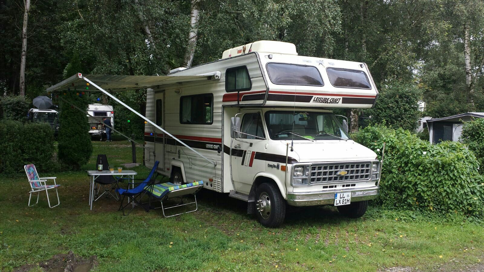 1986 leisure craft class c motorhome i just bought a 1986 leisure craft class c on a ford chassis what can you tell me about where it was made an