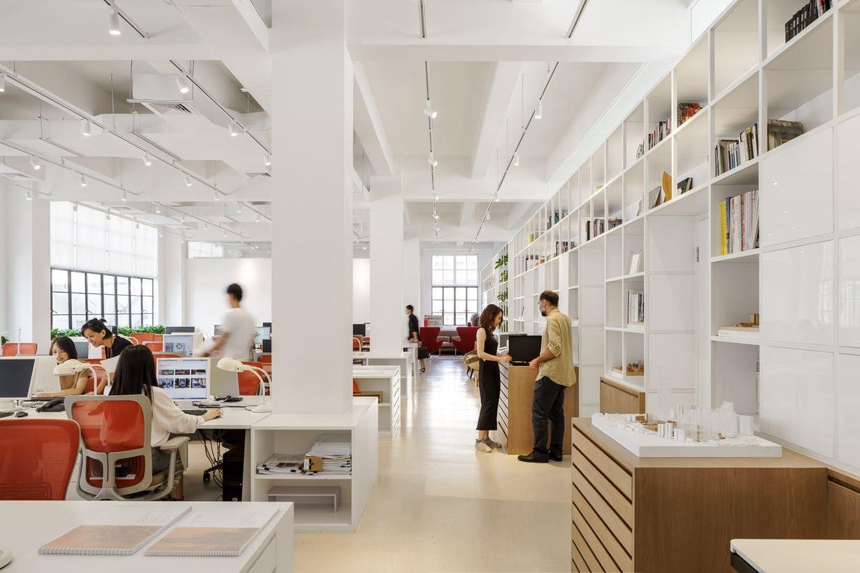 Kokaistudios Office Scda Architects Design Firms Interior