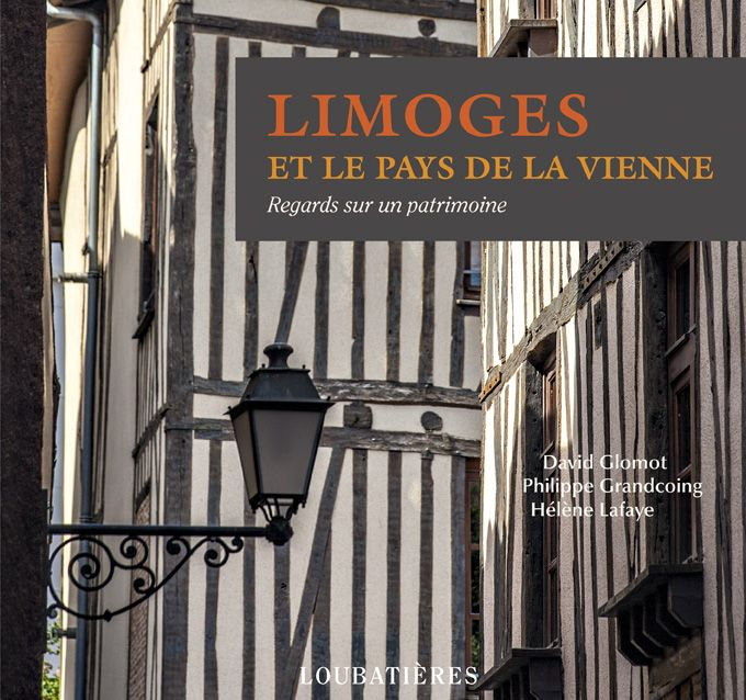 Limoges et le pays de la Vienne, regards sur un patrimoine #émaux #Eymoutiers #gare des Bénédictins #Limousine #Moulin du Got #ostensions #pôle de Lanaud #saint Eloi #Saint-Junien #Saint-Léonard-de-Nobalt #via Lemovicensis #voie limousine #œuvre de Limoges http://www.loubatieres.fr/?p=2370