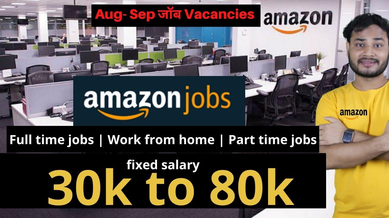 12,12 jobs in Amazon India for you AMAZON WORK FROM HOME   Work ...