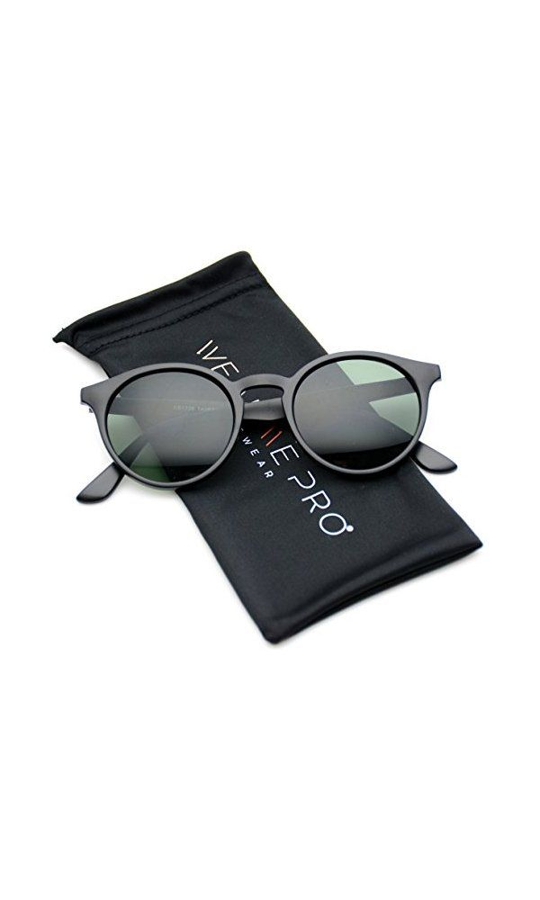 a819b94c6c2 32.99  - WearMe Pro Round Small Retro Circle Sunglasses from WearMe Pro-  Throw on