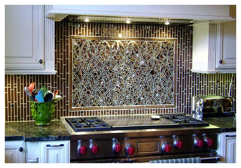 kitchen mosaic designs. Cool 20  Stunning Kitchen Backsplash Mosaics You Won T Believe Who Says