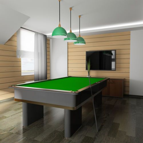 How To Choose The Right Size Pool Table | EBay