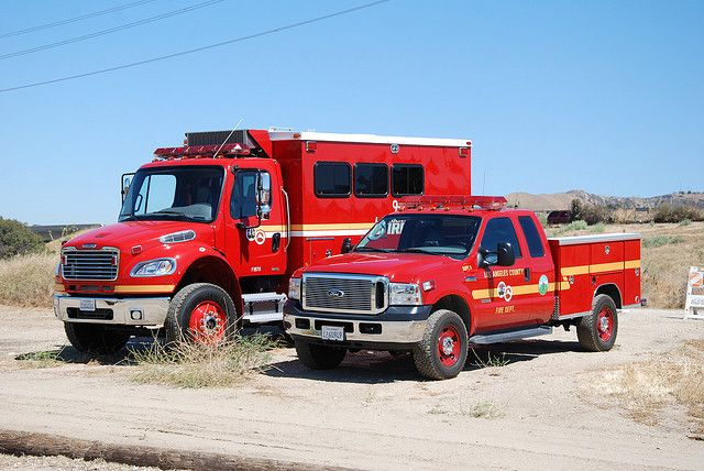 LOS ANGELES COUNTY FIRE DEPARTMENT (LACoFD) 9-2 & SUPT  9
