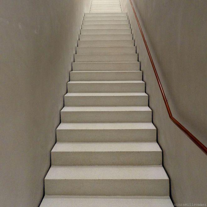 Startseite Minza Will Sommer Kolumba Museum Architektur Treppe