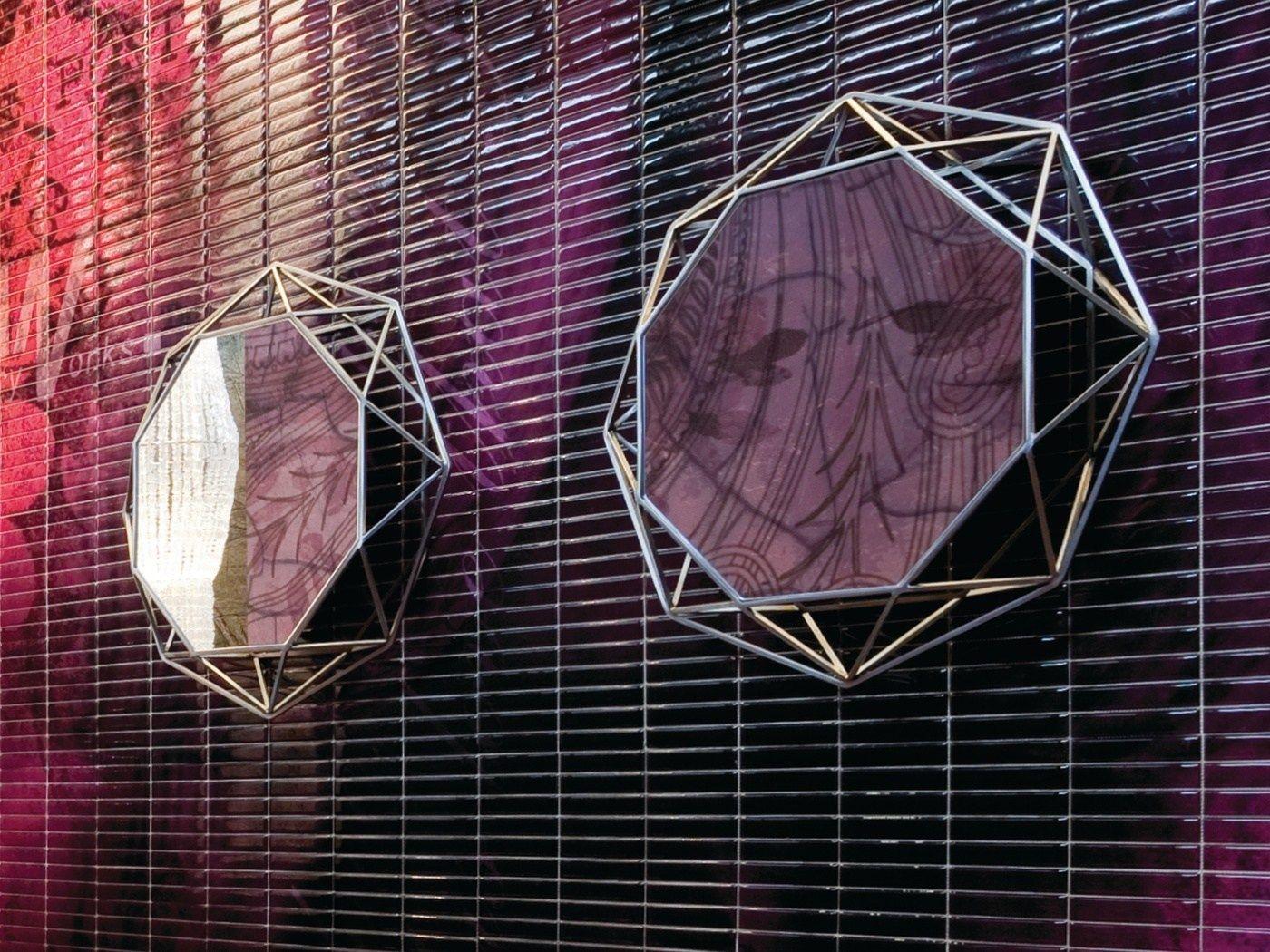 """Carat"""" è lo specchio disegnato dallarchitetto e designer Pietro ..."""