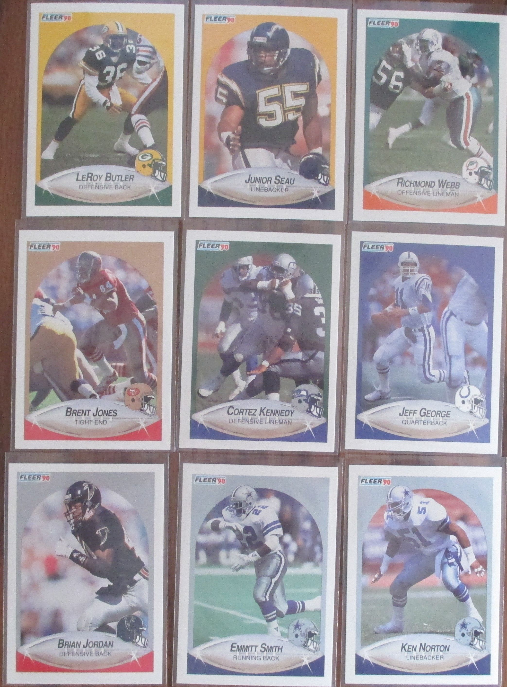 1990 fleer update sports cards baseball cards cards