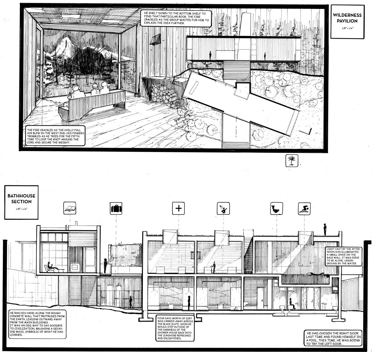 Architecture Drawing Tumblr Badass Architectural Drawings