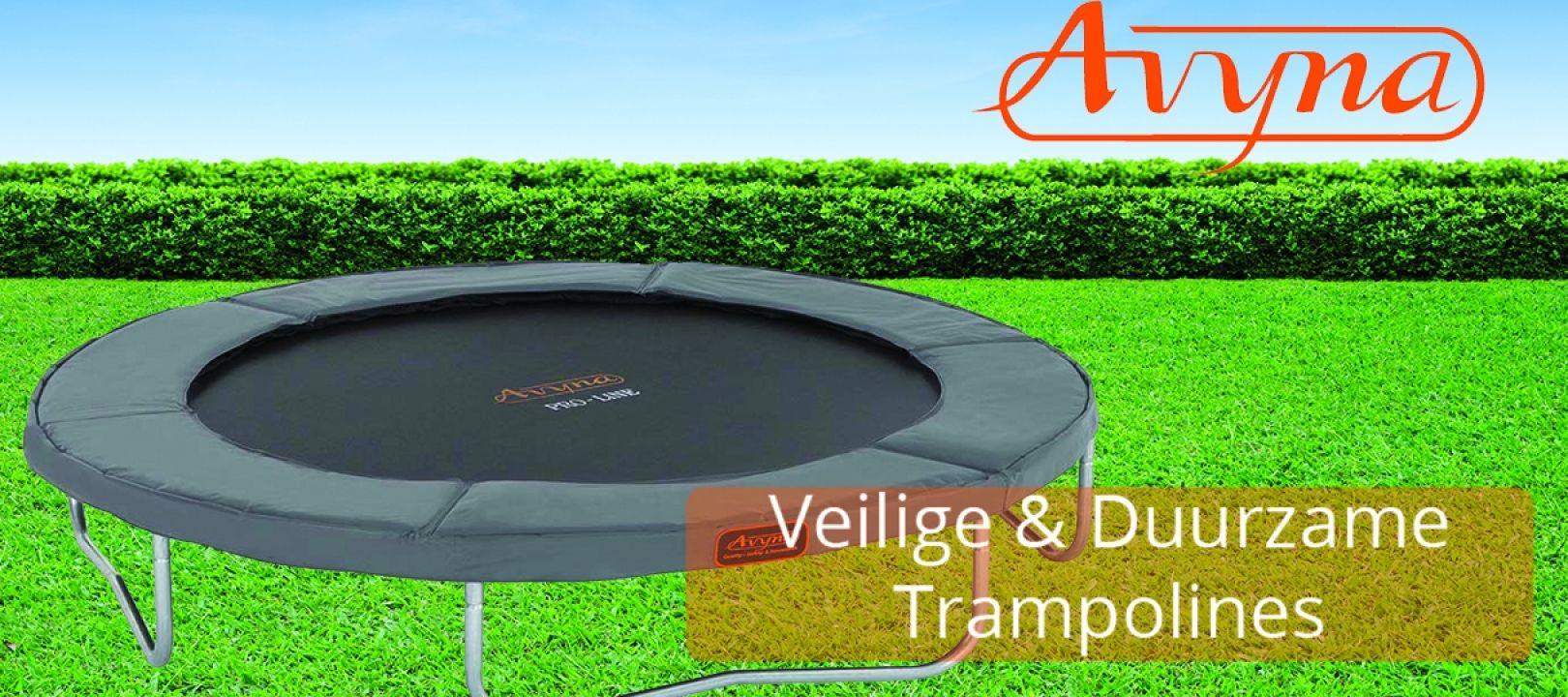 Originele Avyna trampolines