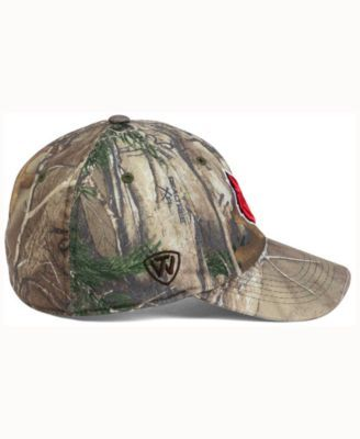 huge selection of 1b4dd deeec Top of the World Louisville Cardinals Fallout Stretch Cap - Green M L