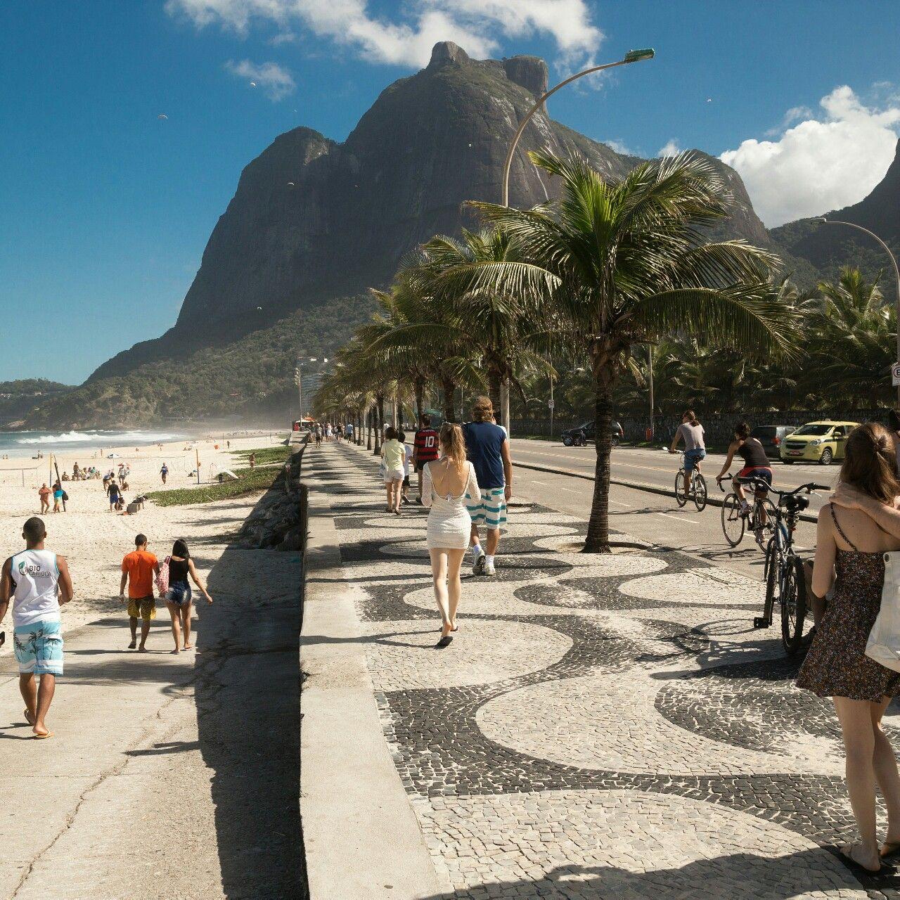 Image result for São Conrado beach