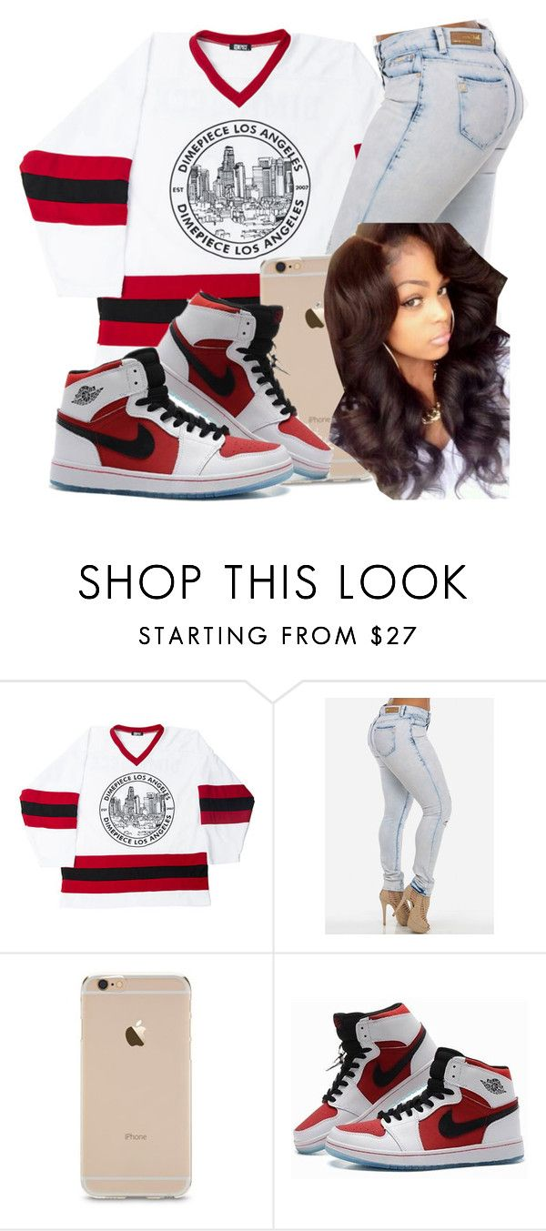 """Untitled #348"" by oh-thatasia ❤ liked on Polyvore featuring Dimepiece and Retrò"