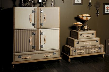 "Colección ""Malles&Valises"" #furniture #mobiliario #design"