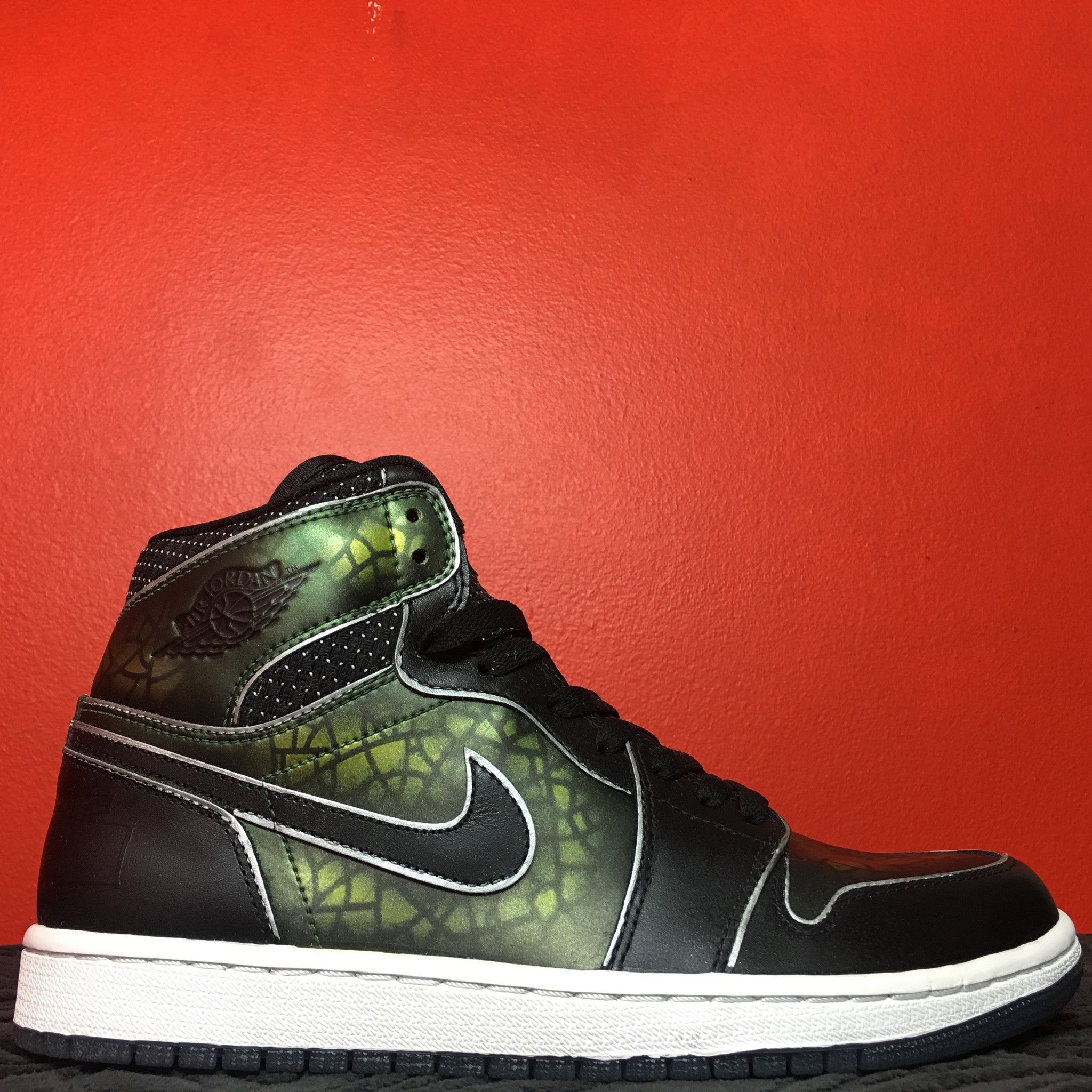 Air Jordan Retro 1 SB Craig Stecyk Custom (ds)  67bbac91bdbb