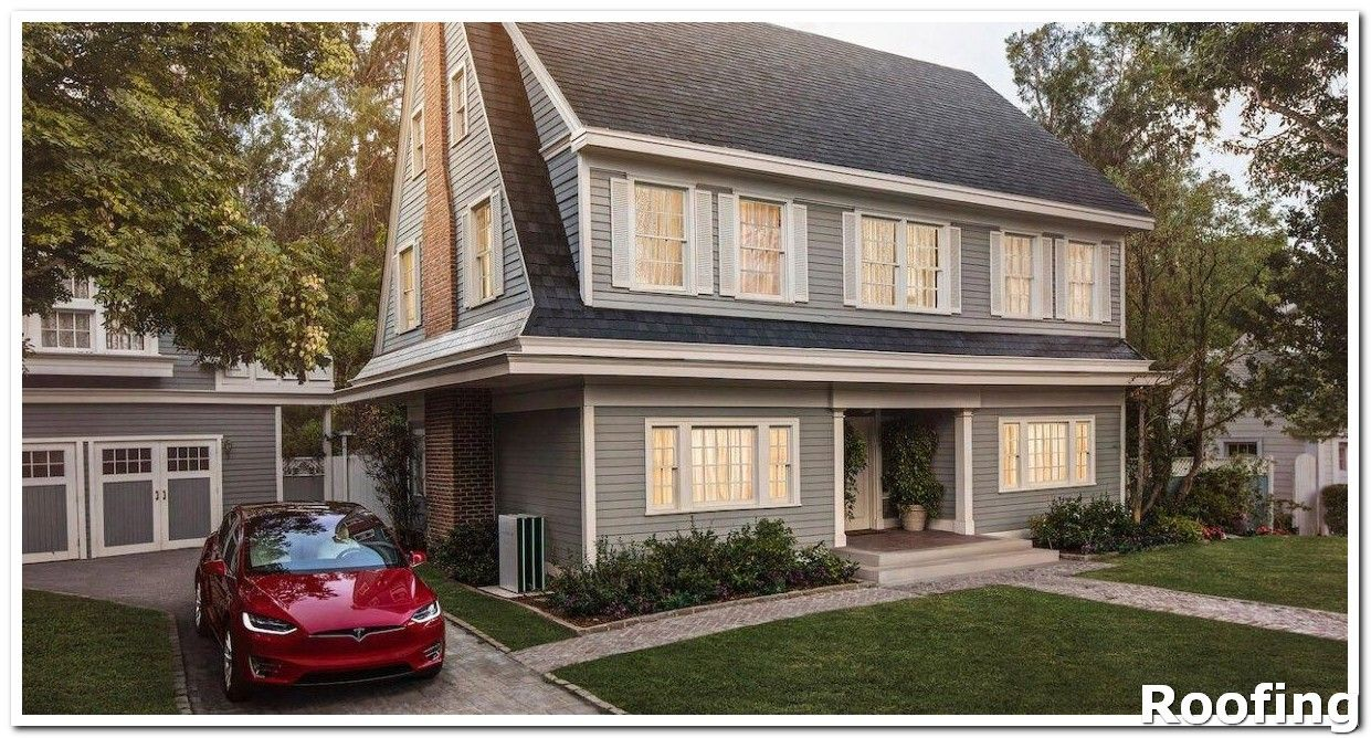 Roofing Tips Copper Roofs Are A Very Expensive Option However If You Are Able To Afford The Copper Roof Tesla Solar Roof Best Solar Panels Solar Panels