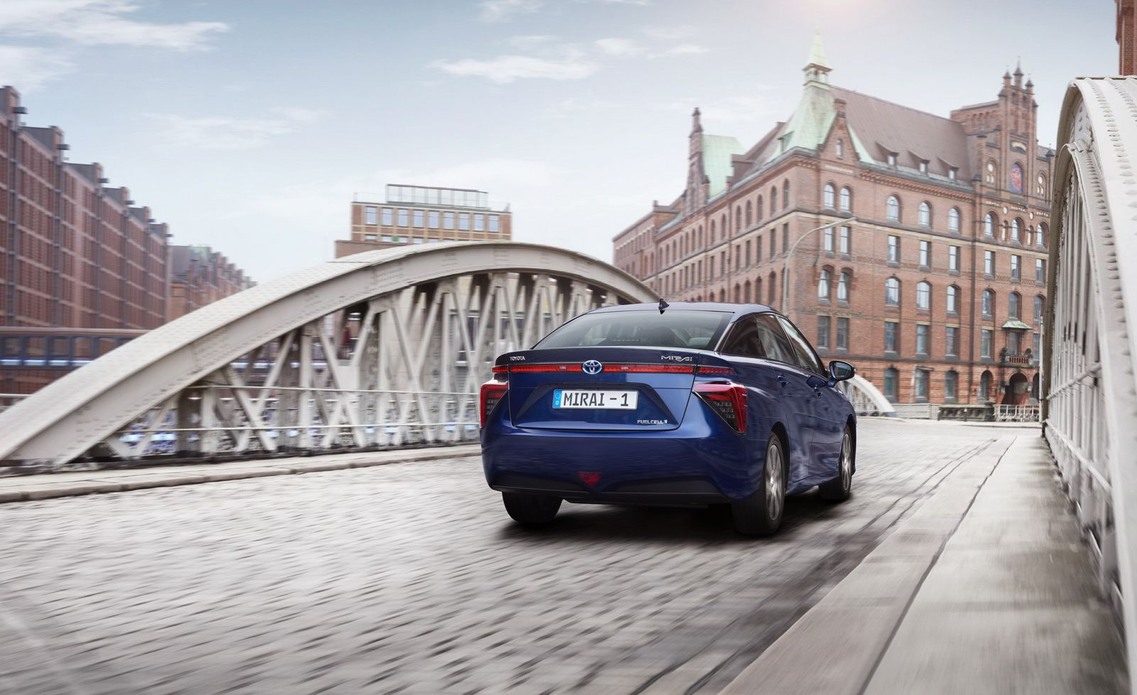 The Toyota Mirai Has Been Unveiled Carhoots Toyota