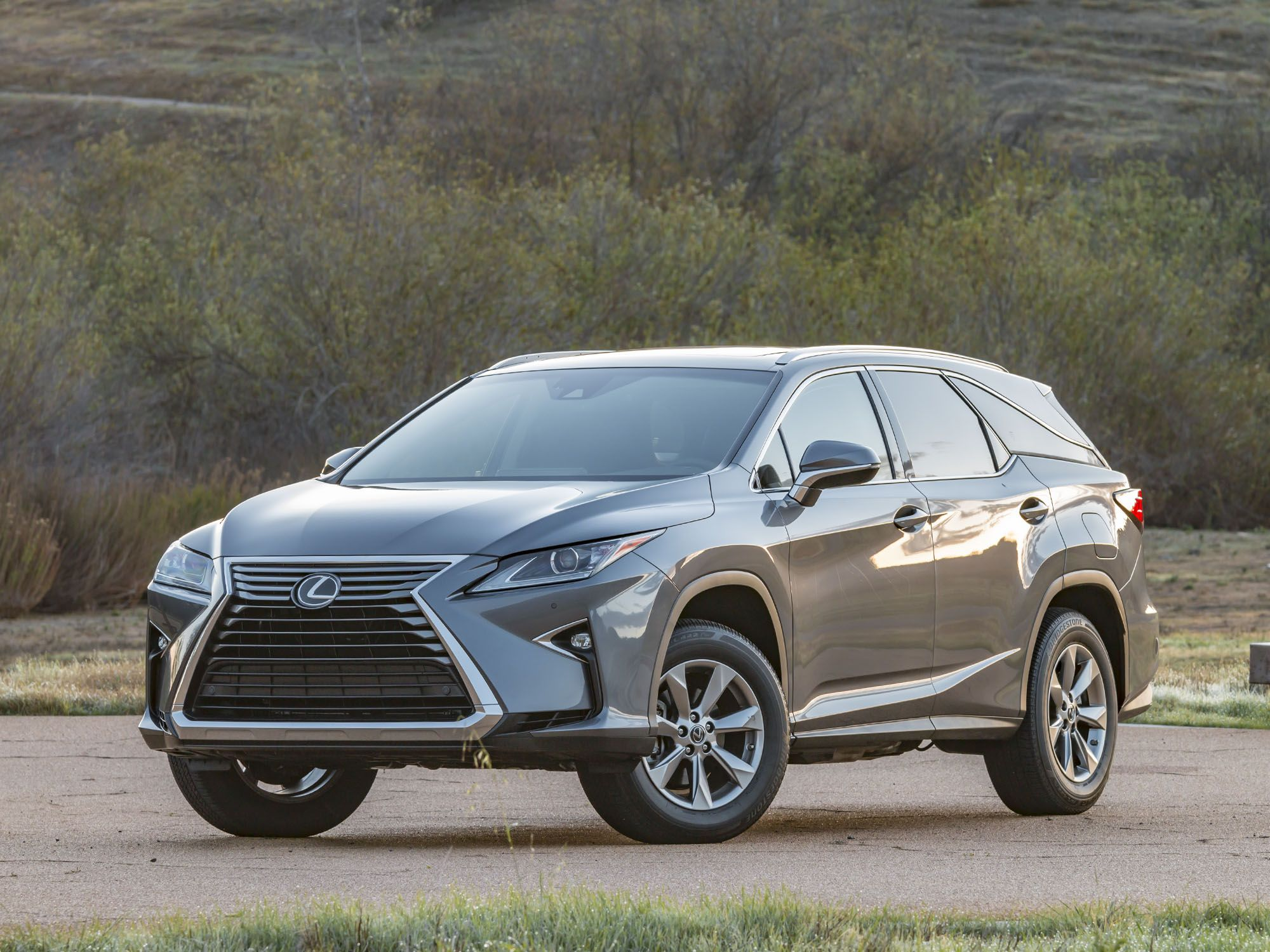 2018 Lexus RX L First Review 3rd Row's a Charm? Lexus