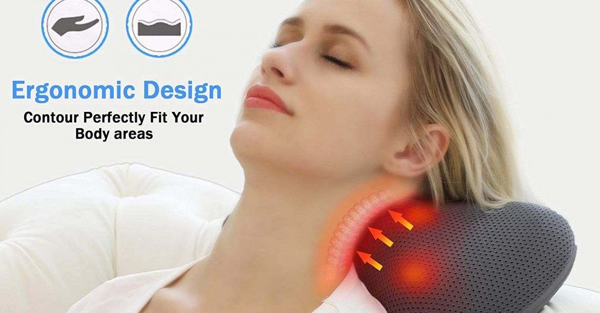 Top 10 Best Neck Massagers in 2019 | neck massage, shiatsu massage, back  massager