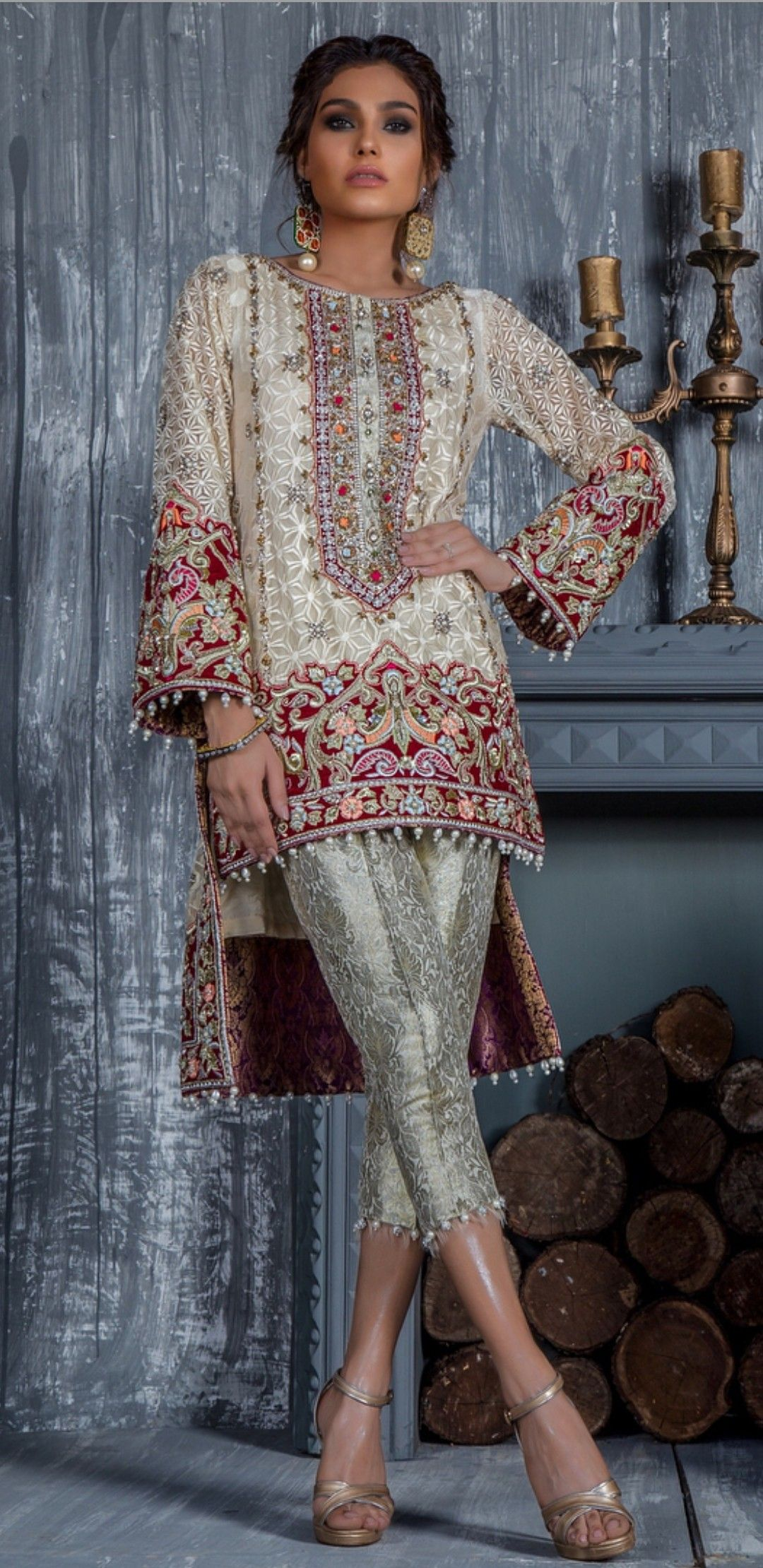Pin by Jenn Sunkel on Saris, Lenghas, Anarkalis | Pinterest ...