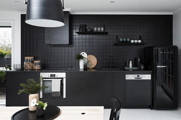 TO GO Black Kitchen inspiration. Nord House in Australia is a Scandi style weekend getaway just outside Melbourne designed by Poss Samperi of Orchard Keepers on the Mornington Peninsula.Black Kitchen inspiration. Nord House in Australia is a Scandi style weekend getaway just outside Melbourne designed by Poss Samperi of Orchard Keepers on...