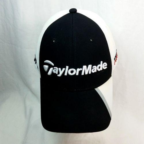 f43f0dd16b6 TaylorMade-SLDR-Tour-Preferred-Golf-Hat-Cap-Adjustable-Back-Strap-One-Size