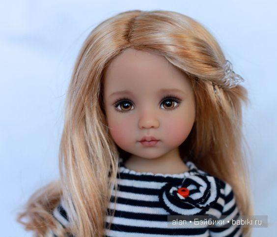 Самые женственные и красивые куклы от Дианы Эффнер и её учениц / Коллекционные куклы Дианы Эффнер, Dianna Effner / Бэйбики. Куклы фото. Одежда для кукол