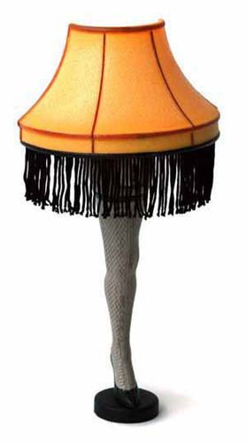 Who DOESNu0027T Want A Burlesque Lamp In Their Window? A Christmas Story  Nightlight
