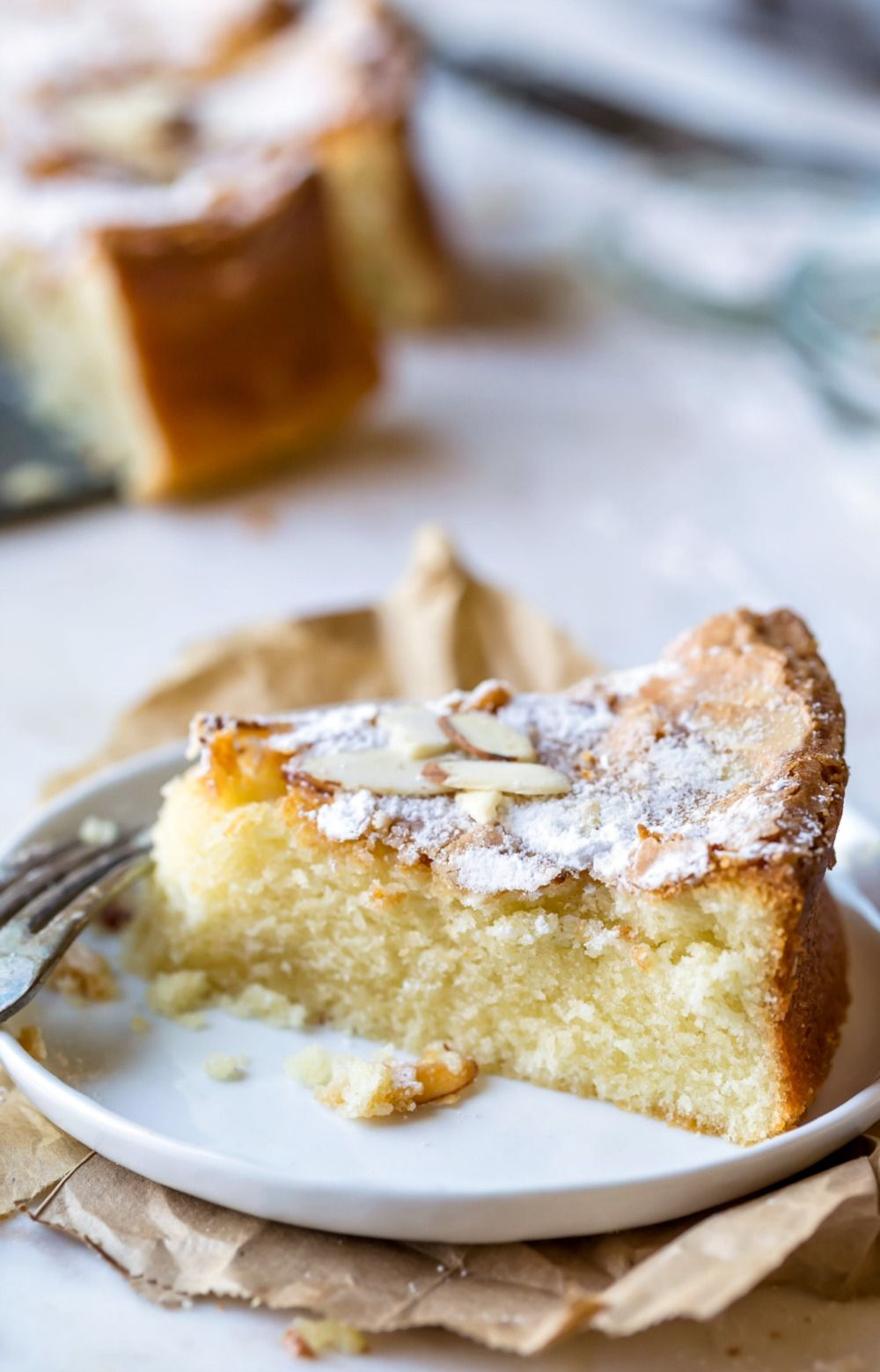 Olive Oil Cake - I Heart Eating
