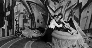 cabinet of dr caligari | Picture of The Cabinet of Dr. Caligari ...