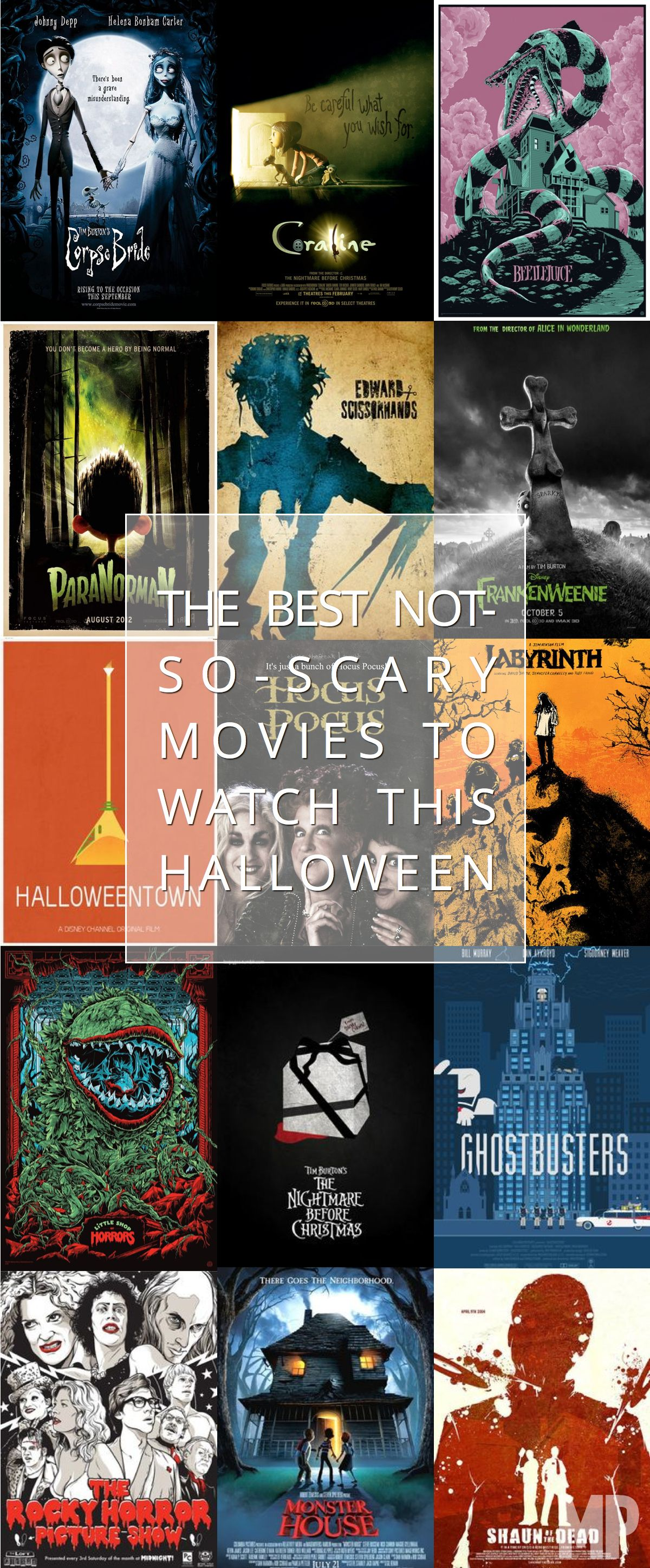 What will you be watching this Halloween? (With images