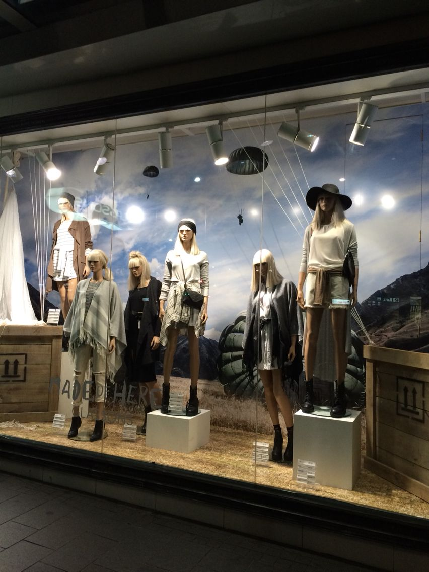 """GLASSONS, Newmarket, Auckland, New Zealand, """"New Arrivals ..."""