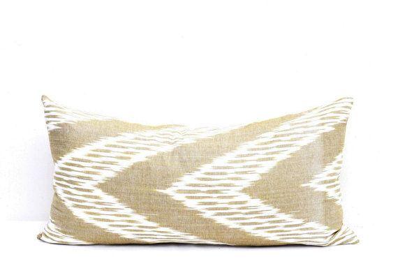 Long 26 x 13 inch pillow covers- Organic Cotton 100%