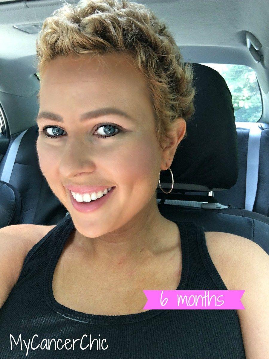 6 Months_Edited | My Cancer Chic Blog Posts | Pinterest ...