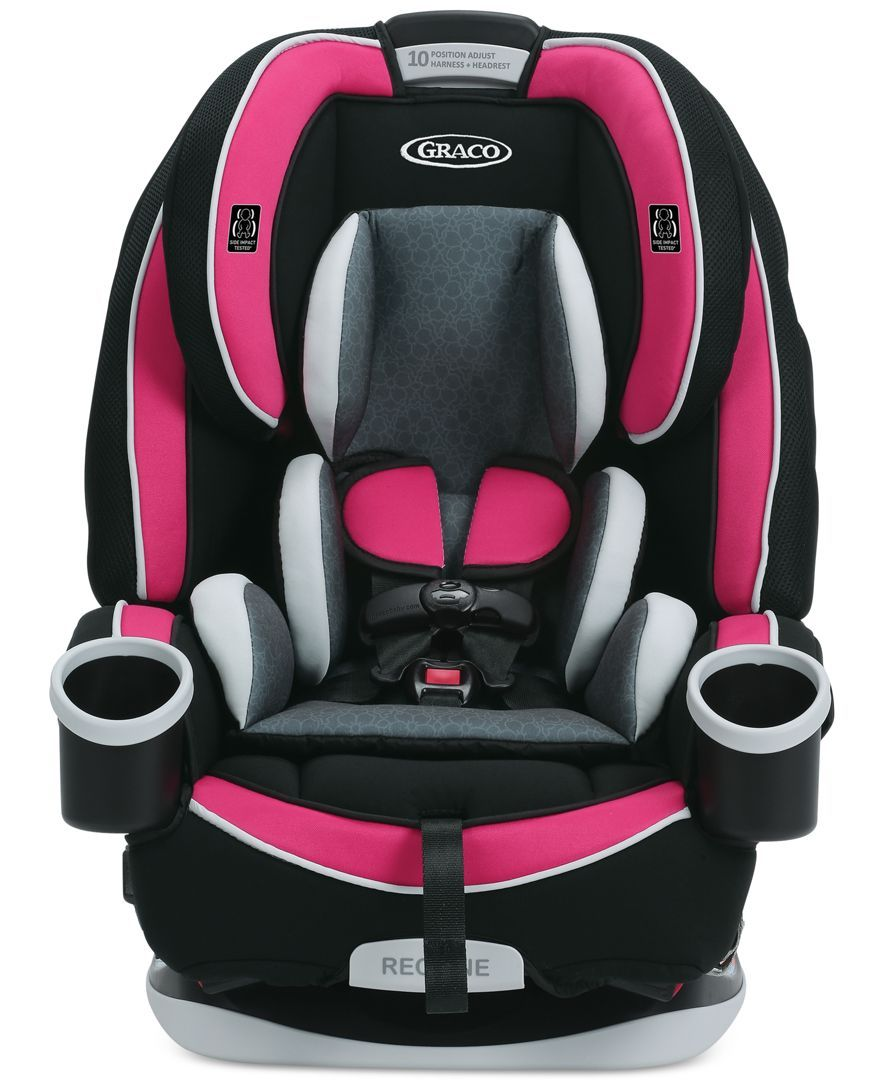 Graco baby 4ever all in one car seat car seats cars and for Silla 4ever graco