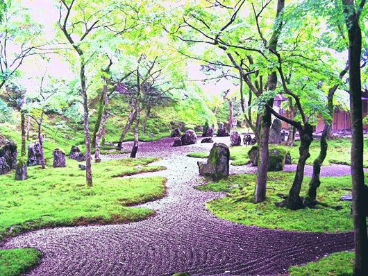 Landscape Design Elements | Landscape Design: Elements Of Japanese