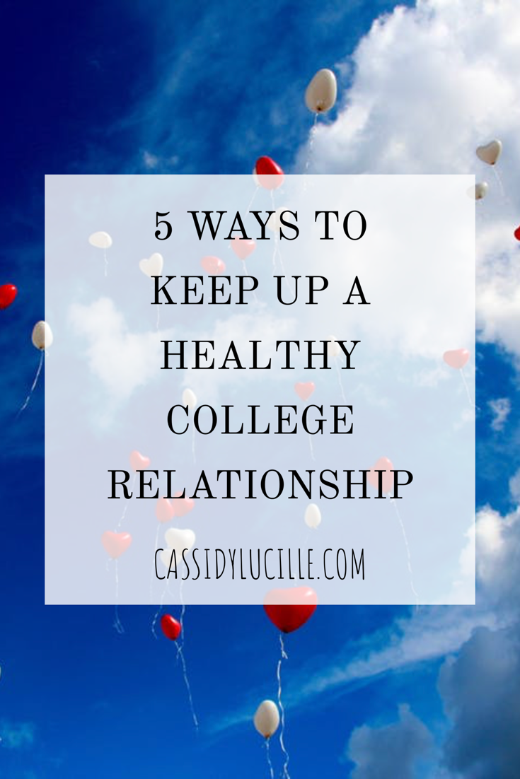 How keep your relationship healthy